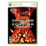 Jogo Command  Conquer: Kanes Wrath - Xbox 360 - Ea games