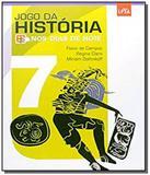 Jogo da historia 7 ano - 1 ed - leya