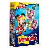 Jogo da Memória Mickey - Toyster