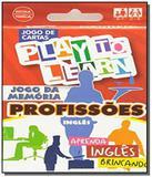 Jogo da memoria: profissoes ingles - jogo de carta - Play to learn
