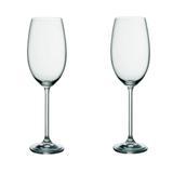 Jogo de 2 Taças Two For Two para Vinho Branco - Bohemia