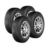 Jogo de 4 pneus Goodyear Aro 14 Kelly Edge Touring 175/70R14 88T XL