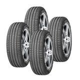 Jogo de 4 Pneus Michelin Aro 17 Primacy 3 215/55R17 94V - Original Honda HRV
