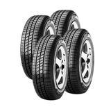 Jogo de 4 Pneus Pirelli Aro 14 Cinturato P4 175/65R14 82T - Chevrolet Celta