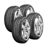 Jogo de 4 Pneus Pirelli Aro 17 Cinturato P1 Plus 225/45R17 94W XL