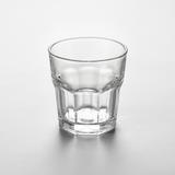 Jogo de 6 Copos Acrílico Faces para Whisky - Lyor design