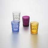 Jogo de 6 Copos Flor de Lis para Whisky - Lyor design