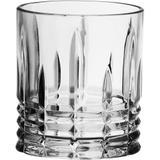 Jogo de 6 copos para whisky Tartan em cristal ecológico 330ml - 22039 - L hermitage