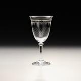 Jogo de 6 Taças Kleopatra Pantografada Lisa para Vinho Tinto - Bohemia