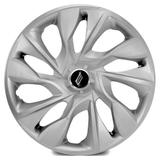 Jogo de Calotas Aro 13 Esportiva DS4 4pç  LC300 Chevrolet Celta Classic Onix Prisma Corsa - Elitte