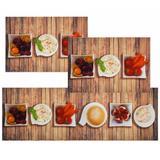 Jogo de Cozinha Mangiare 3 peças Jolitex