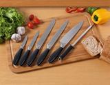 Jogo de Facas para Cozinha Le Chef 6 Peças - Mor 3370