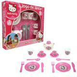 Jogo de Jantar - Hello Kitty - Rosita - Bbra