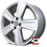Jogo De Roda Aro 15 -  R07 VW Saveiro Cross - 4x100 - Rr