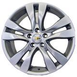 Jogo de Rodas Chevrolet Cruze Aro 15 x 6,0 4x100 ET38 R67 GM Prata - Krmai