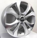 """Jogo de rodas Hyundai HB-20 R-SPEC Aro 15"""" - Scorro S264 - Furação 4x100 - DC"""