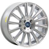 Jogo de Rodas New Fiesta Aro 14 x 6,0 4x108 ET30 R66 Prata - Kr wheels