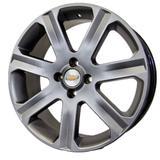 Jogo de Rodas Vectra Elite R8 Aro 17 x 7,0 4x100 ET40 Chevrolet Grafite Fosco - Krmai
