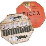 Jogo de Utensílios para Pizza Tramontina Preto 25099/022 14 Peças