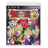 Jogo Dragon Ball Raging Blast 2 - PS3 - Bandai namco