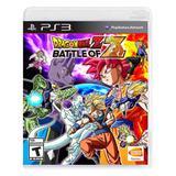 Jogo Dragon Ball Z: Battle of Z - PS3 - Bandai namco entertainment