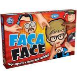 Jogo Faca Face Monte As Carinhas Com 20 Faces + 20 Cartas - Pais e filhos