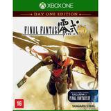 Jogo Final Fantasy Type 0 HD - Xbox One - Square enix