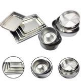 Jogo Forma Bolo Pudim Assadeiras Retangular Redonda 11 peças - Alumínio extra forte