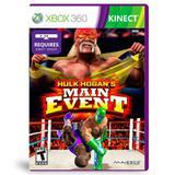 Jogo Hulk Hogans Main event - Xbox 360 - Majesco entertainment