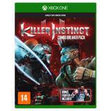 Jogo Killer Instinct Combo Breaker - Xbox One - Microsoft