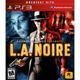 Jogo L.A. Noire - PS3 - Take two