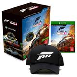 Jogo Midia Fisica Forza Horizon 4 Ediçao Especial Xbox One - Microsoft