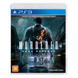 Jogo Murdered: Soul Suspect - PS3 - Square enix
