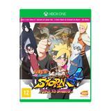 Jogo Naruto Shippuden: Ultimate Ninja Storm 4 Road to Boruto - Xbox One - Bandai namco entertainment
