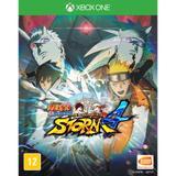 Jogo Naruto Shippuden Ultimate Ninja Storm 4 - Xbox One - Bandai namco