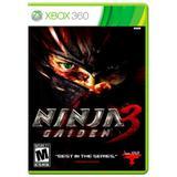 Jogo Ninja Gaiden 3 - Xbox 360 - Koei tecmo holdings