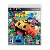 Jogo Pac-Man and The Ghostly Adventures 2 - PS3 - Bandai namco entertainment