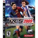 Jogo PES Pro Evolution Soccer 2009 Ps3 MÍDIA FÍSICA LACRADO - Konami