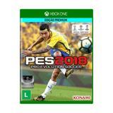 Jogo Pro Evolution Soccer 2018 (Edição Premium) - Xbox One - Konami