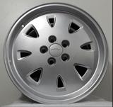 Jogo Rodas Zk-540 Opala 92 15x6 5x114,3 Prata Diamante - Zunky