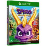 Jogo Spyro Reignited Trilogy - Xbox One - Activision