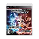 Jogo Tekken Hybrid - PS3 - Namco