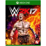 Jogo WWE 2K17 - Xbox One - Take two