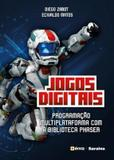 Jogos digitais - programacao multiplataforma com a biblioteca phaser - Saraiva universitario  tecnico