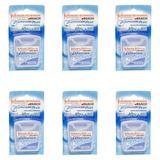 Johnsons Reach Expansion Plus Fio Dental Floss 50m (Kit C/06)