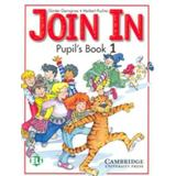 Join In 1 - Pupils Book - Cambridge university brasil