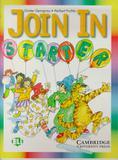 Join in pupils book starter - Cambridge university