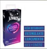 Jontex Orgasmo Em Sintonia C/4 Com4cx=16unidades
