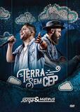 Jorge  Mateus - Terra Sem CEP - KIT (CD+DVD) - Som livre