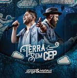 Jorge  Mateus - Terra Sem Cep - Som livre cd (rimo)